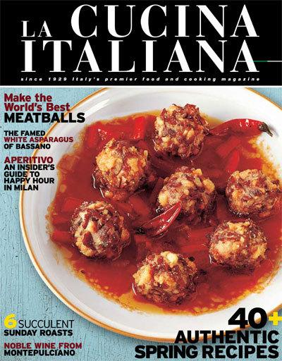 La cucina italiana italian cuisine magazine for Cucina italiana