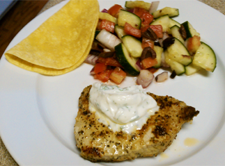 Greek-Style Pork Chops « FoodieCuisine.com