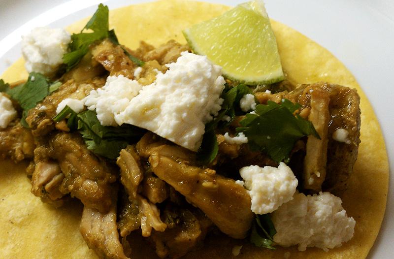 Chili Verde Recipe – Texas Goodness « FoodieCuisine.com