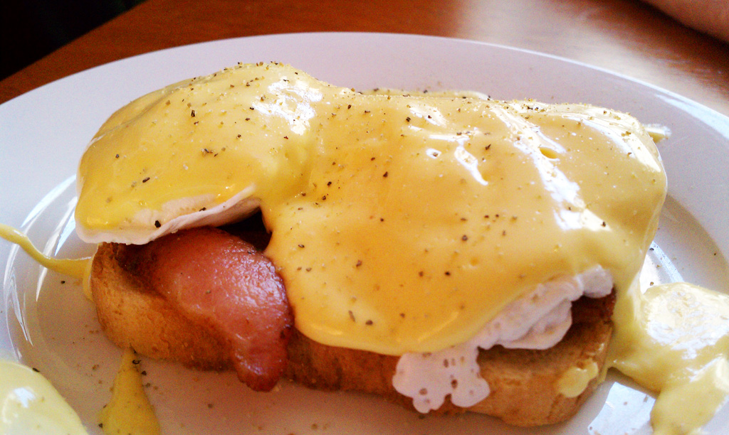 "Eggs Benedict ""Southern Style"" « FoodieCuisine.com"