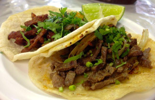 Taqueria El Palenque Tacos