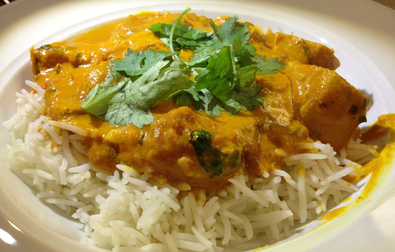 Homemade Chicken Tikka Masala « FoodieCuisine.com